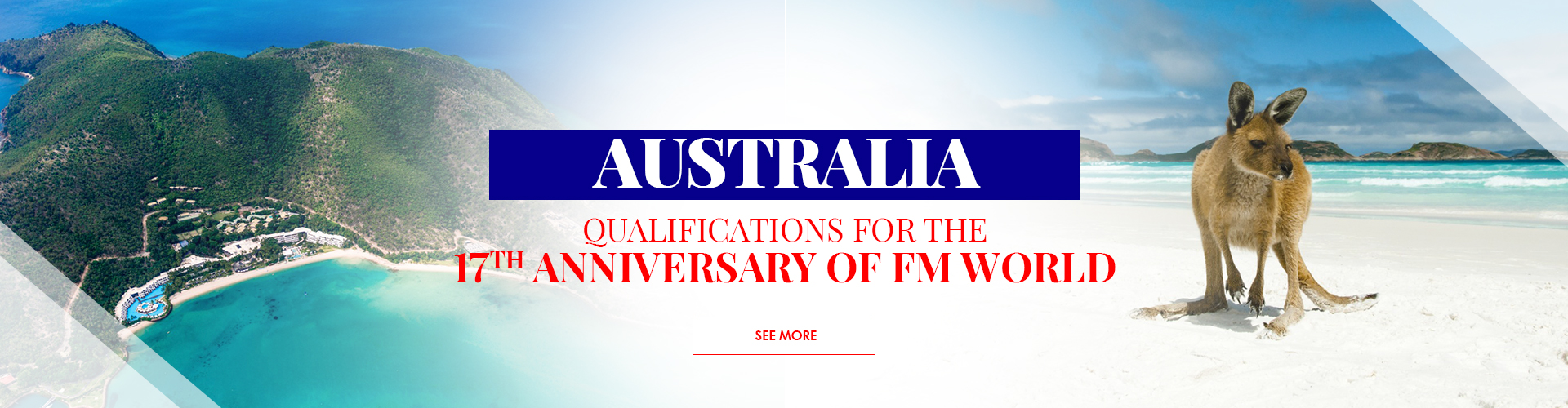 QUALIFICATIONS FOR THE 17TH ANNIVERSARY OF FM WORLD