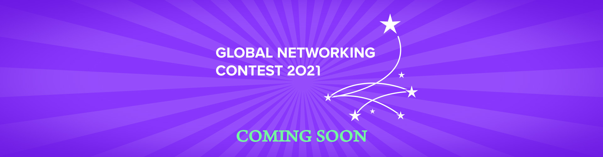 2ND GLOBAL NETWORKING CONTEST