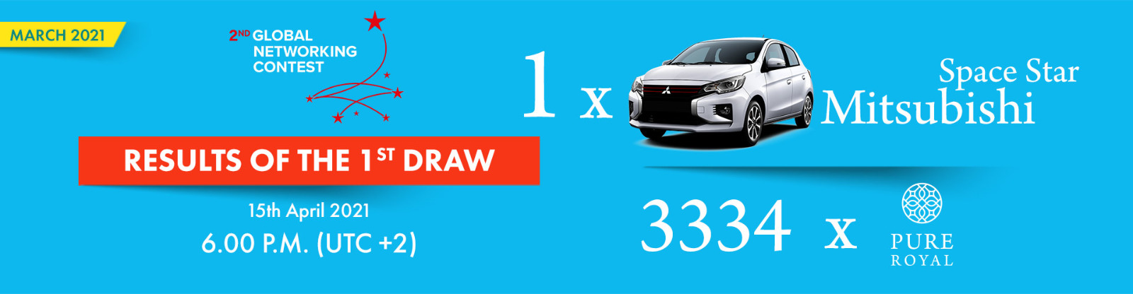 WIN THE CAR OF YOUR DREAMS!